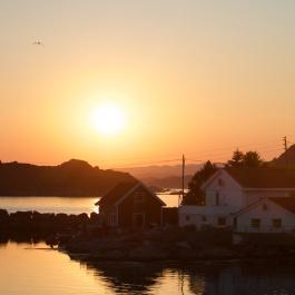 Kveld i Korshamn